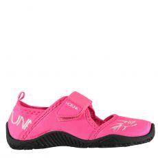 Dětské boty do vody Splasher Strap Childrens Aqua Water Shoes Hot Tuna
