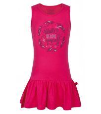 Dívčí šaty ITILINA LOAP