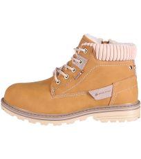 Dětská zimní obuv městská NEWHALENO ALPINE PRO