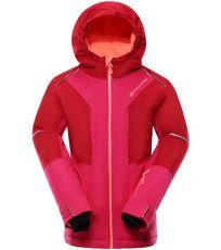 Dětská lyžařská bunda MIKAERO 3 ALPINE PRO
