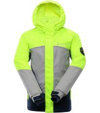 Dětská lyžařská bunda SARDARO 2 ALPINE PRO