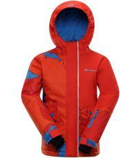 Dětská lyžařská bunda INTKO ALPINE PRO