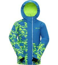 Detská lyžiarska bunda INTKO ALPINE PRO