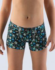 Chlapčenské boxerky s dlhšou nohavičkou 23001-MxCDBM GINA