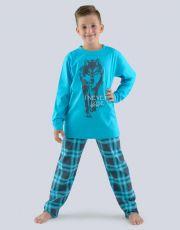 Chlapčenské pyžamo dlhé 79057-DxADxG GINA