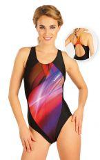 Jednodielne športové plavky. 57482 LITEX
