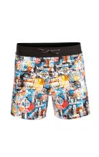 Chlapecké plavky boxerky. 57607 LITEX