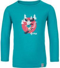 Detské bavlnené tričko LERO-J KILPI