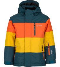 Chlapčenská lyžiarska bunda ORMES-JB KILPI 02c7b761b3b