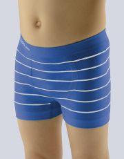 Chlapčenské boxerky s kratšou nohavičkou 25997-DBMMxB GINA