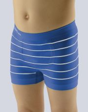 Chlapecké boxerky s kratší nohavičkou 25997-DBMMxB GINA
