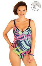 Jednodílné plavky s kosticemi 57240 LITEX