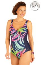 Jednodielne plavky s kosticami 57241 LITEX