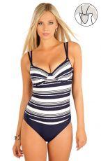 Jednodílné plavky s košíčky 57250 LITEX