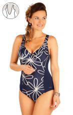 Jednodielne plavky s kosticami 57348 LITEX