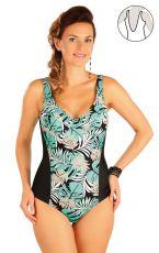 Jednodielne plavky s kosticami 57364 LITEX