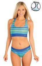 Plavky sportovní top bez výztuže 57376 LITEX