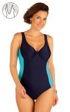 Jednodílné plavky s kosticemi 57400 LITEX