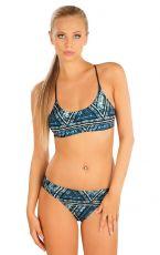 Plavky sportovní top s vyjímatelnou výztuží 57454 LITEX