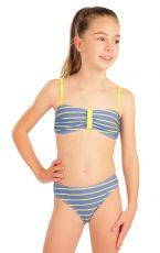 Dievčenské plavky nohavičky stredne vysoké 57541 LITEX