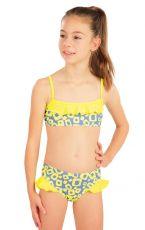 Dívčí plavky kalhotky bokové 57544 LITEX
