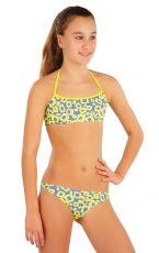 Dívčí plavky kalhotky bokové 57546 LITEX