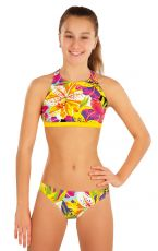 Dívčí plavky kalhotky bokové 57553 LITEX