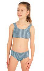 Dívčí plavky kalhotky bokové 57557 LITEX