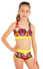 Dievčenské plavky kraťasy 57566 LITEX