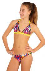 Dievčenské plavky podrsenka 57567 LITEX