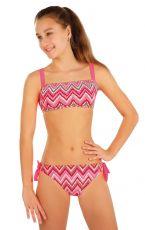 Dievčenské plavky nohavičky bokové 57583 LITEX