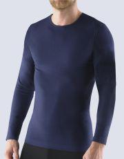 Pánske tričko s dlhým rukávom 58010-DCM GINA