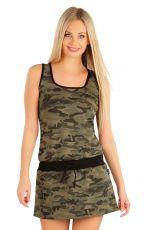 Šaty dámské bez rukávu 58023999 LITEX