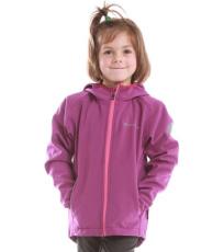 Dětská softshellová bunda LODALO ALPINE PRO