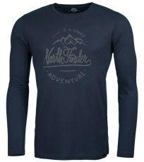 Pánské triko s dlouhým rukávem ENRICO NORTHFINDER