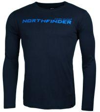 Pánské triko s dlouhým rukávem IGNAZIO NORTHFINDER