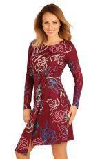 Šaty dámské s dlouhým rukávem 60028999 LITEX