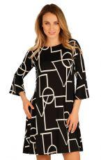 Šaty dámské s 3/4 rukávem 60049999 LITEX