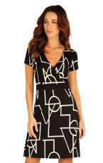 Šaty dámské s krátkým rukávem 60052999 LITEX