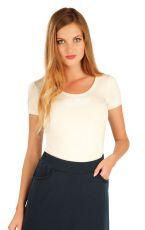 Tričko dámske s krátkym rukávom 60129101 LITEX