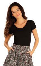 Tričko dámske s krátkym rukávom 60130901 LITEX