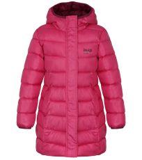 Dívčí kabát INDORKA LOAP