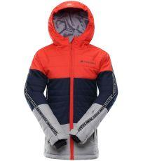 Detská lyžiarska bunda WIREMO 3 ALPINE PRO