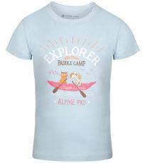 Detské tričko AXISO 3 ALPINE PRO