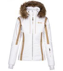 Dámská vyhřívaná lyžařská bunda MIRSEL-W KILPI