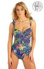 Jednodílné plavky s hlubokými košíčky 52126 LITEX