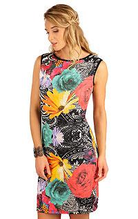 Šaty dámske bez rukávov 5B105 LITEX