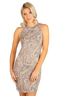 Šaty dámské bez rukávu 5B135 LITEX