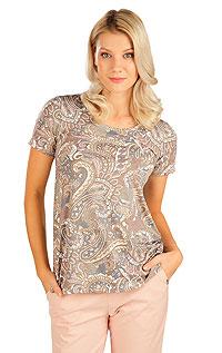 Tričko dámské s krátkým rukávem 5B138 LITEX