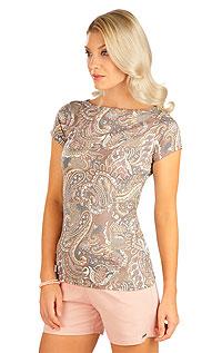 Tričko dámske s krátkym rukávom 5B139 LITEX
